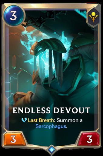 Endless Devout Card Image