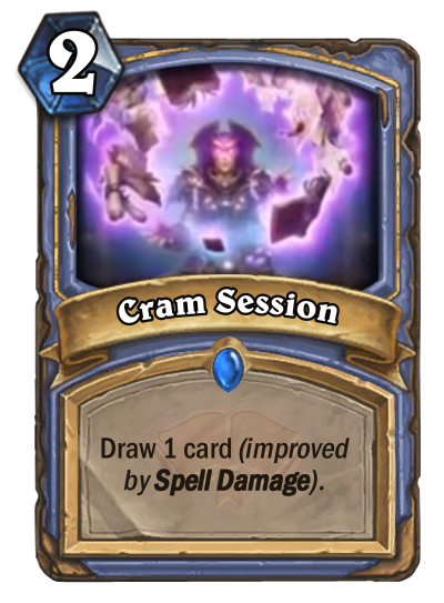 Cram Session Card Image