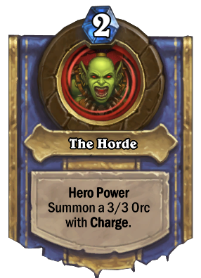 The Horde Card Image
