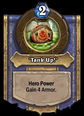 """Tank Up!"" Card Image"
