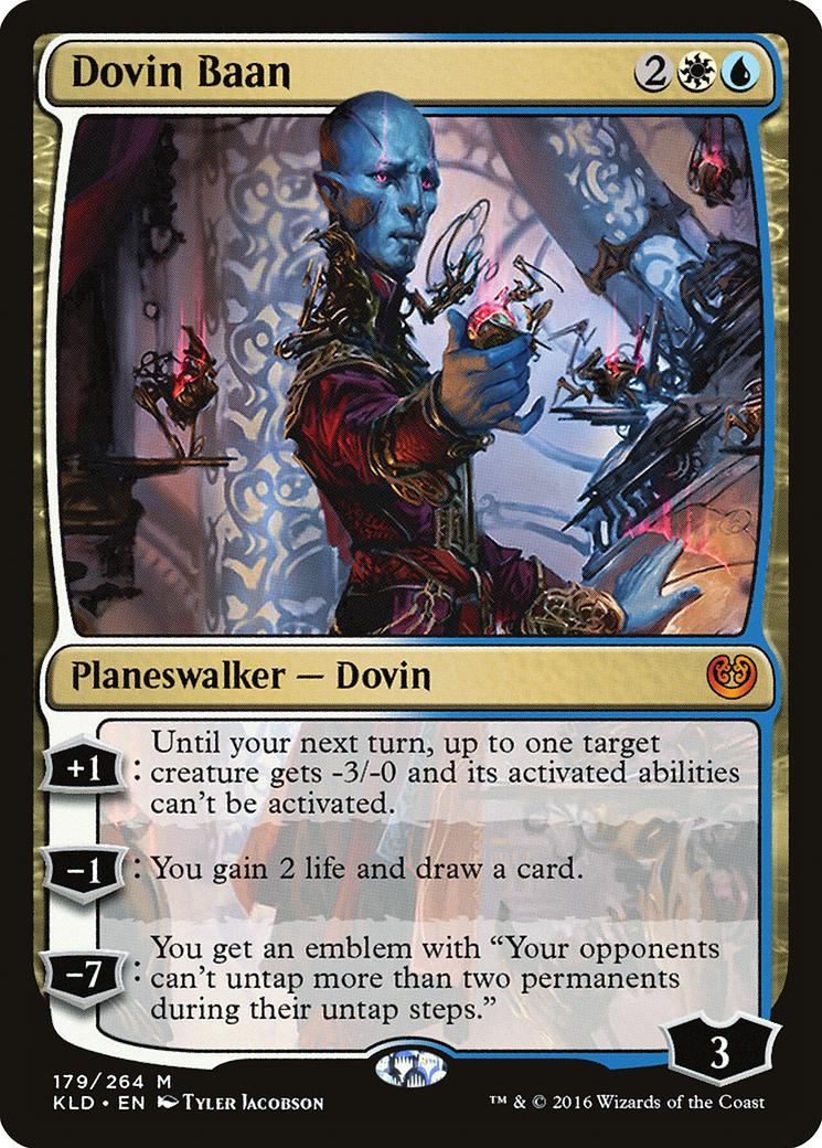 Dovin Baan Card Image