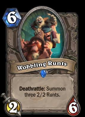 Wobbling Runts Card Image