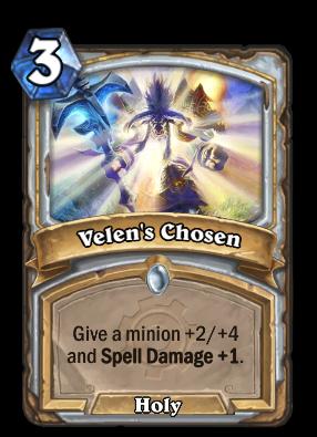 Velen's Chosen Card Image