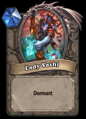 Lady Vashj Card Image