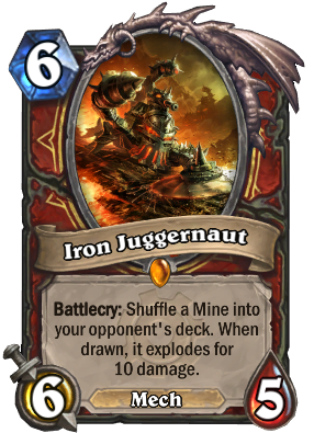 Iron Juggernaut Card Image