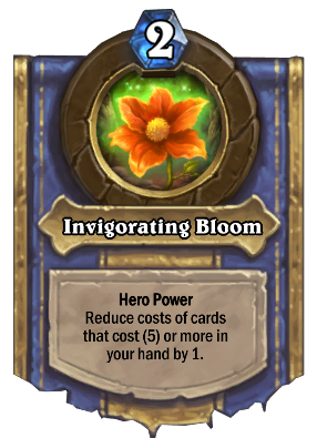 Invigorating Bloom Card Image