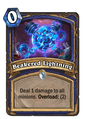 Beakered Lightning Card Image