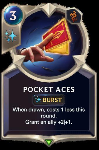 Pocket Aces Card Image