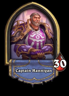 Captain Hannigan Card Image