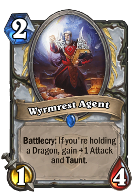 Wyrmrest Agent Card Image