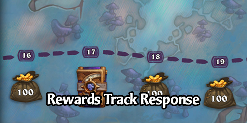 Hearthstone's Game Director Responds to the Rewards Track