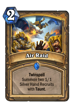 Air Raid Card Image