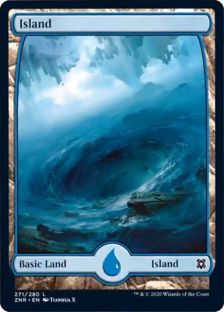 Island Card Image