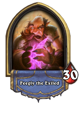 Feegly the Exiled Card Image