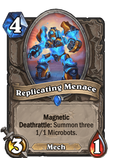 Replicating Menace Card Image