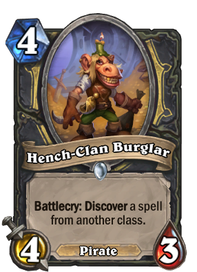 Hench-Clan Burglar Card Image
