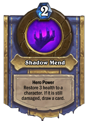 Shadow Mend Card Image