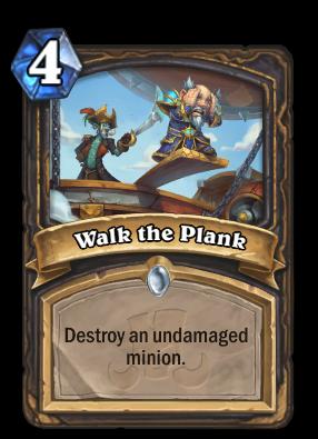 Walk the Plank Card Image
