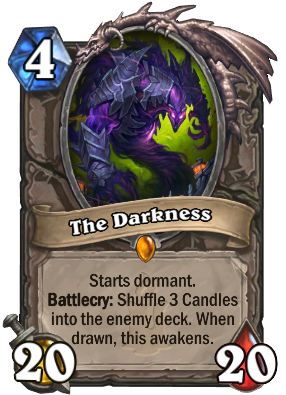 The Darkness Card Image