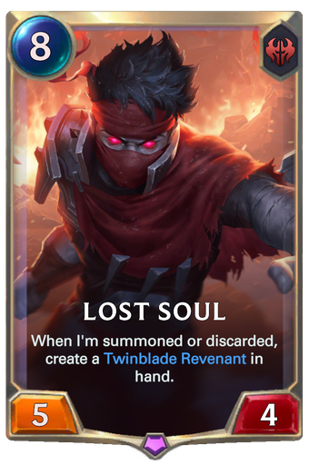 Lost Soul Card Image