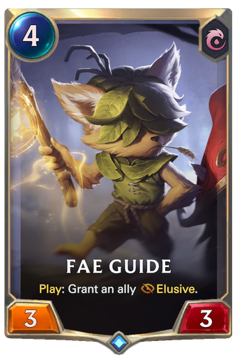 Fae Guide Card Image