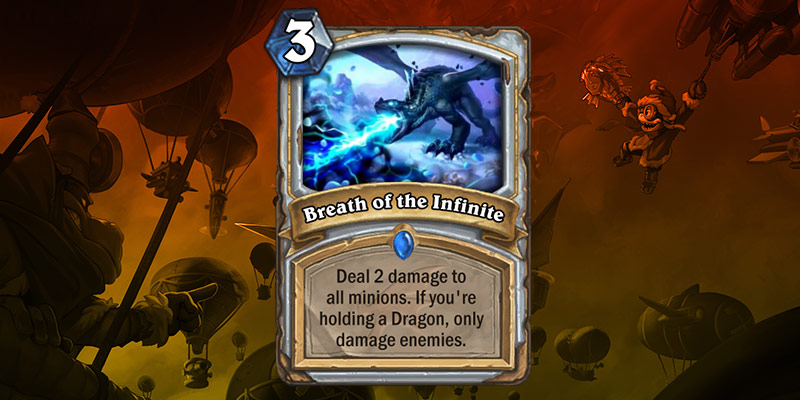 Priest Card Reveal - Breath of the Infinite