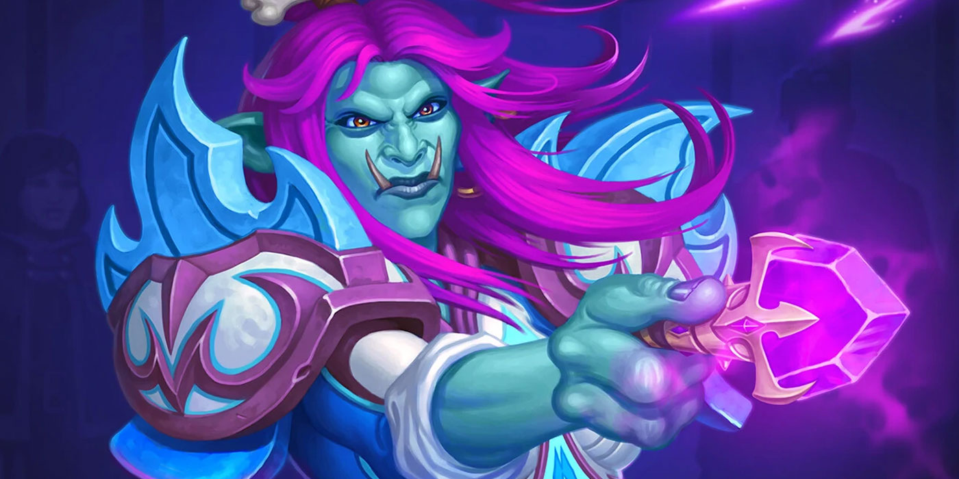 Datamining in Hearthstone Duels Showcases a New Season of Wizard Duels With 10 Heroes Drafted Instead of 4