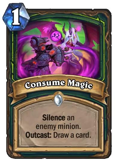 Consume Magic Card Image