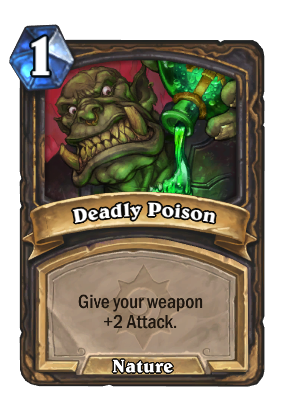 Deadly Poison Card Image
