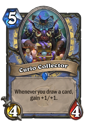 Curio Collector Card Image
