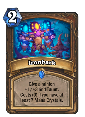 Ironbark Card Image