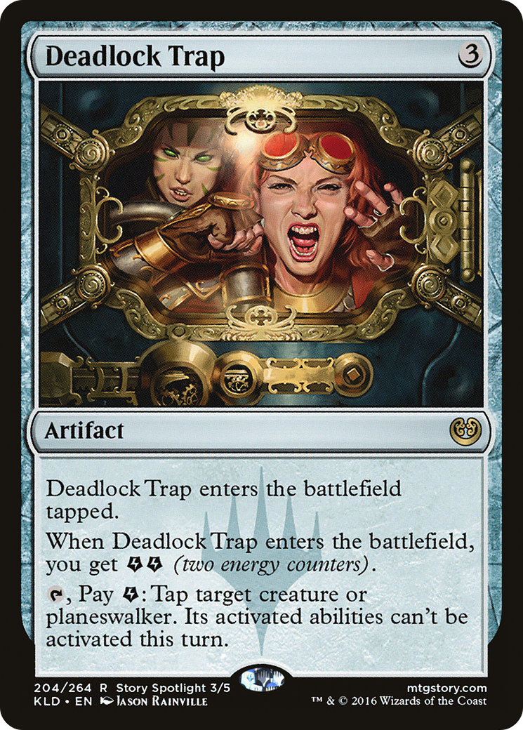 Deadlock Trap Card Image