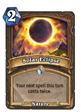 Solar Eclipse Card Image