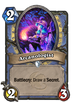 Arcanologist Card Image