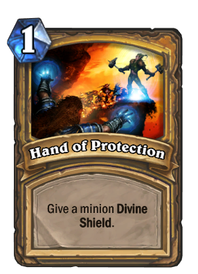 Hand of Protection Card Image