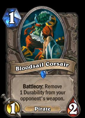 Bloodsail Corsair Card Image