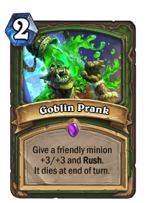 Goblin Prank Card Image
