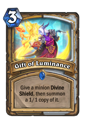 Gift of Luminance Card Image