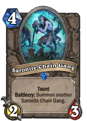 Saronite Chain Gang Card Image
