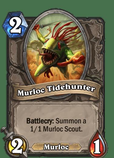 Murloc Tidehunter Card Image