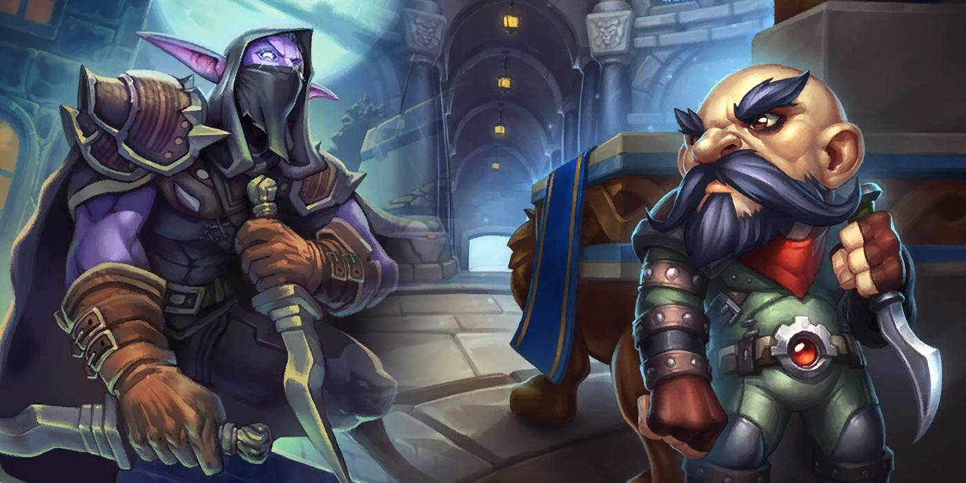 Questing in Stormwind - Better Understanding Rogue's Find the Imposter Legendary Questline