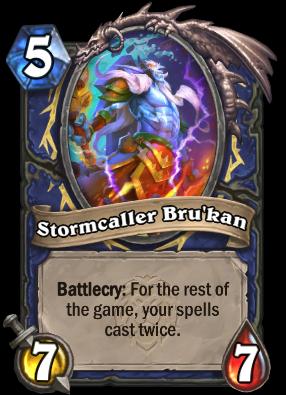 Stormcaller Bru'kan Card Image