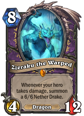 Zzeraku the Warped Card Image