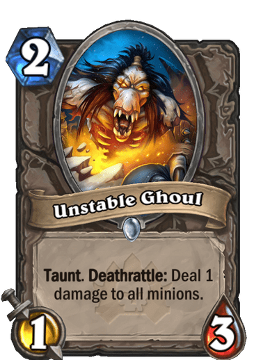 Unstable Ghoul Card Image