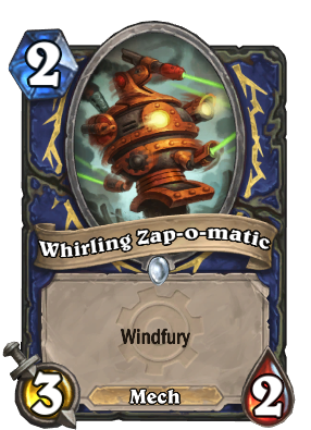 Whirling Zap-o-matic Card Image