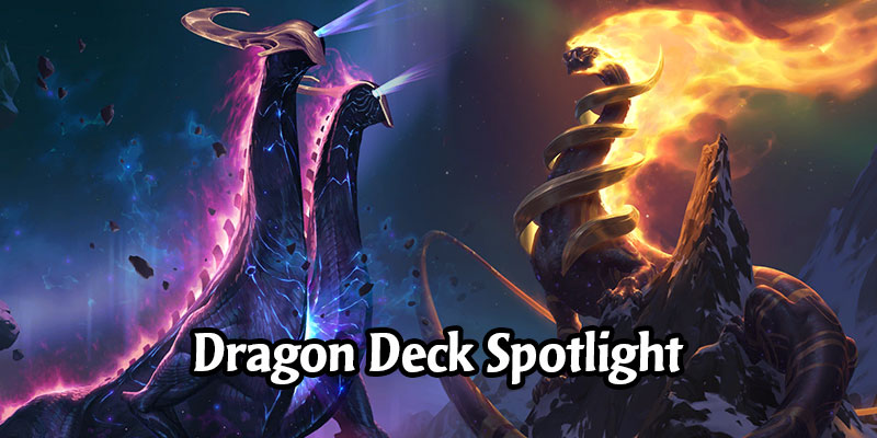 Runeterra's Beautiful Dragons and Four Decks That Make Them Shine