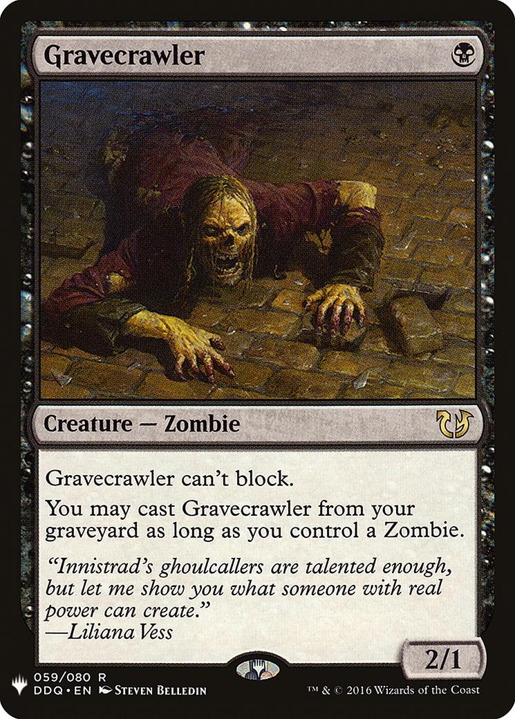 Gravecrawler Card Image