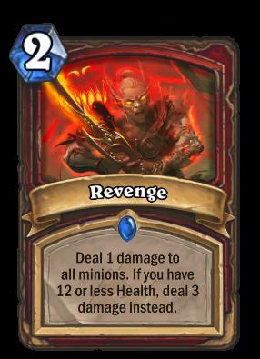 Revenge Card Image