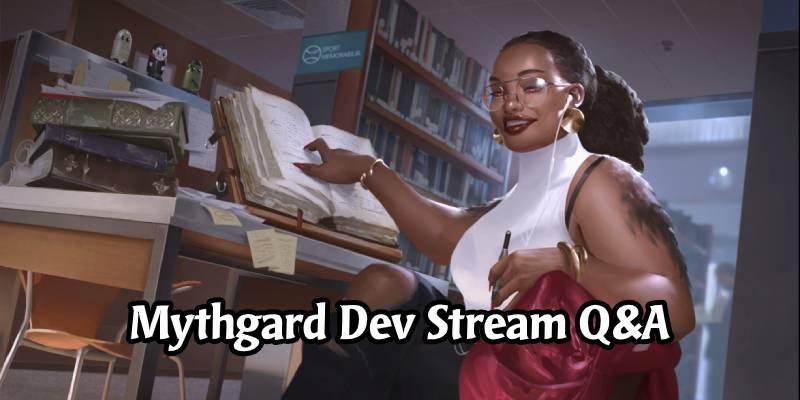 Mythgard Announces December Q&A Developer Stream