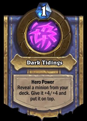 Dark Tidings Card Image
